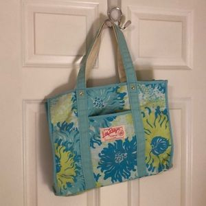 Lilly Pulitzer originals bag